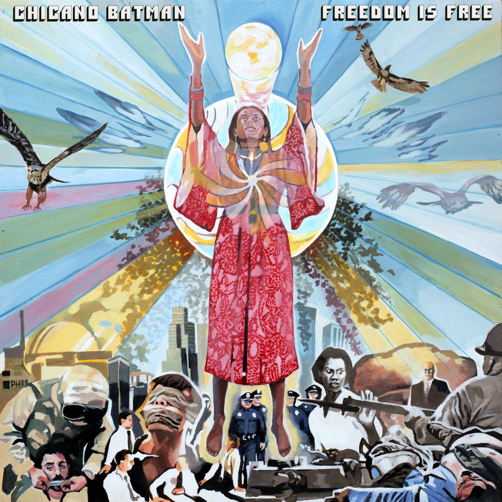 Recommended Record |  Chicano Batman -  Freedom Is Free
