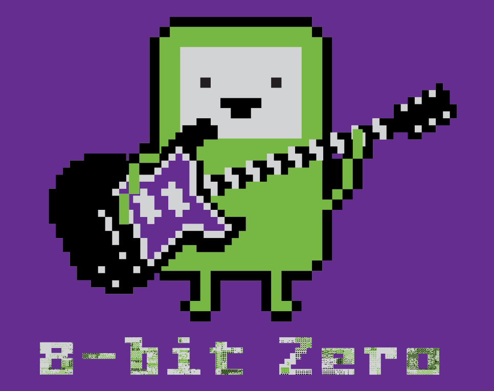 A blues band featuring 2 Nintendo Game Boys and 1 human being. The human sings and plays guitar and saxophone while the Game Boys do most of the work. They sing songs about video games, rock 'n' roll, and crossroads.