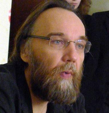 "Prof. Alexandr Dugin is a philosopher, and a  professor at Moscow State University. Dugin is the leader of the International ""Eurasian Movement"",   He is known for the book Foundations of Geopolitics"