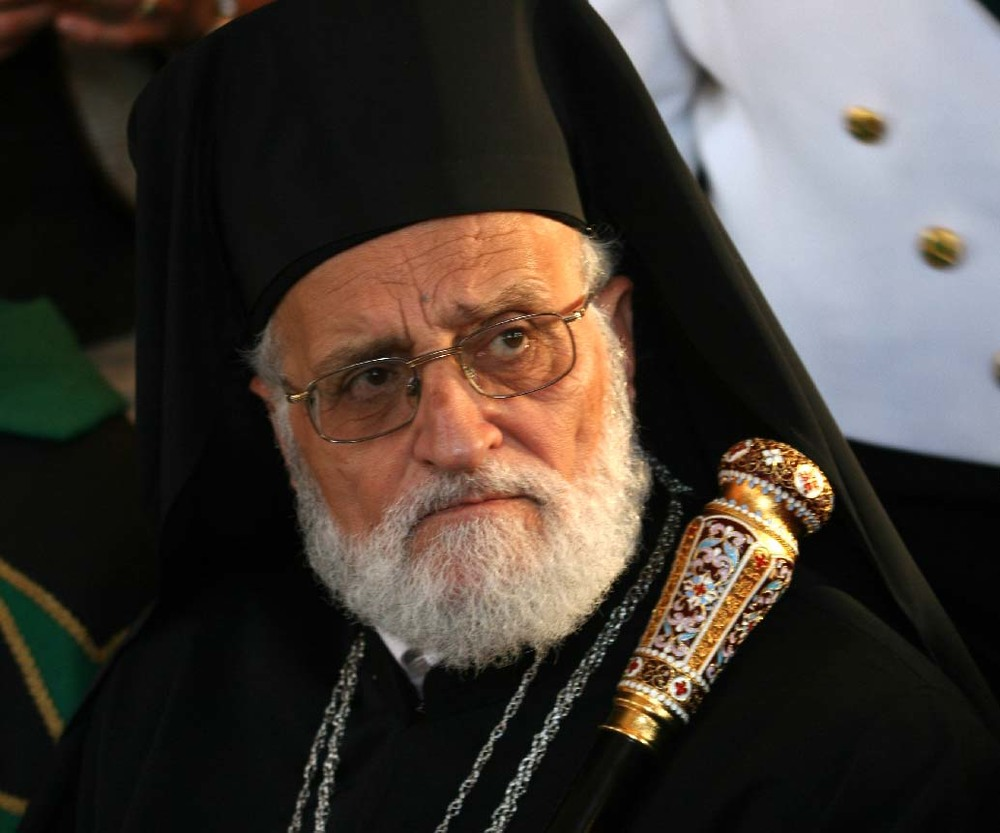 Gregorios III Laham, Patriarch of Antioch and of All the East, of Alexandria and of Jerusalem of the Melkite Greek Catholic Church