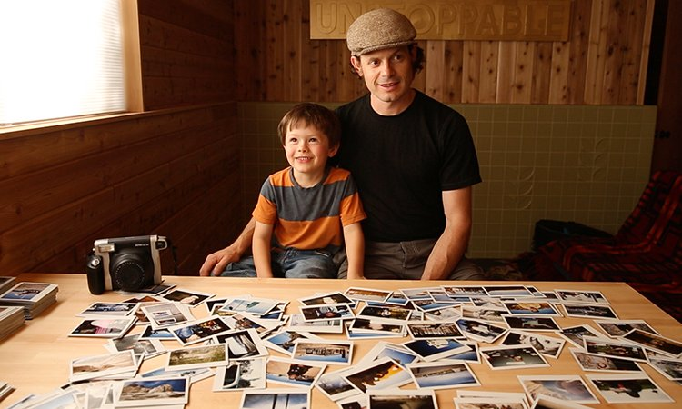 5-Year-Old Becomes Youngest National Geographic Photographer
