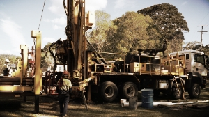 The versatility of the EDM 2000 drill rig makes it ideal for a wide range of drilling applications.