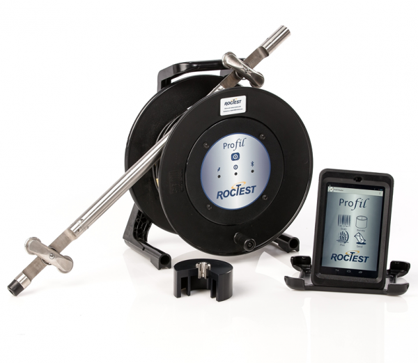 An inclinometer system has two components: (1) inclinometer casing and (2) an inclinometer measurement system.