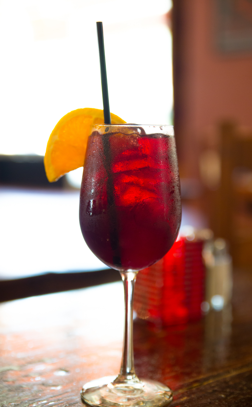 Refreshing Red Sangria