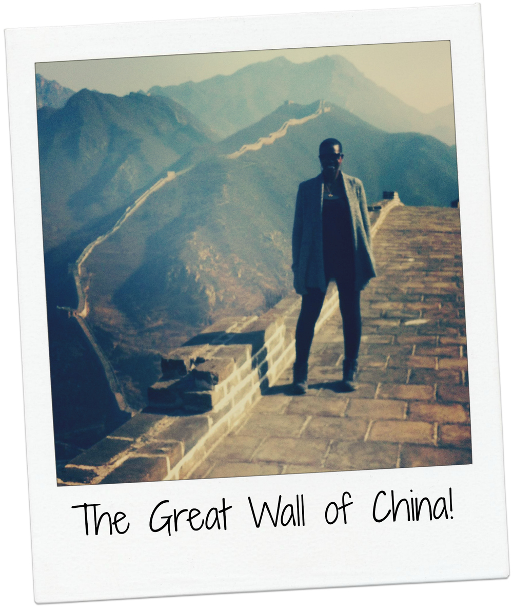 Another wonder of the world checked off my list! The Great Wall, outside of Beijing.