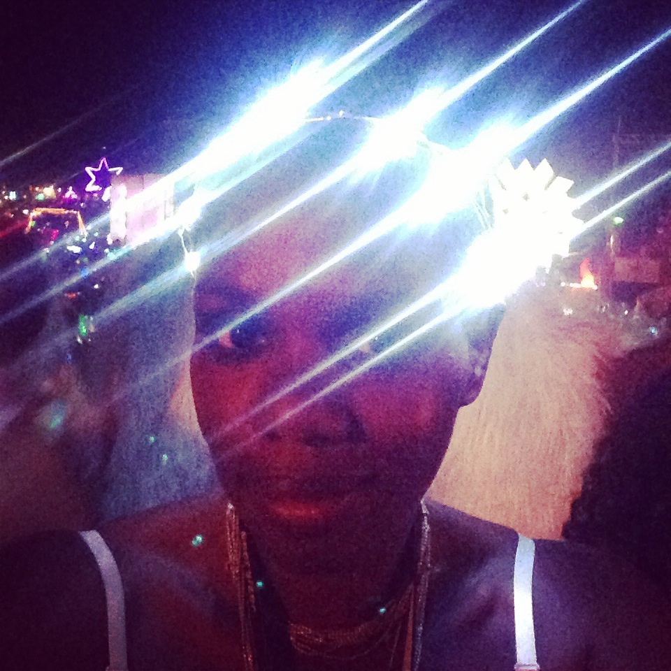 It's OK if I wear my LED crown in normal life, right?