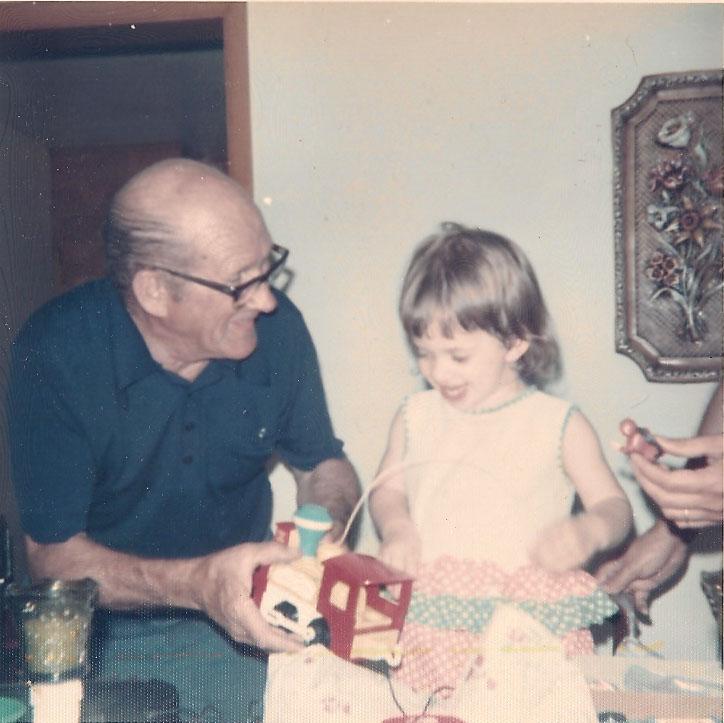 Me and Frank (Grandad)