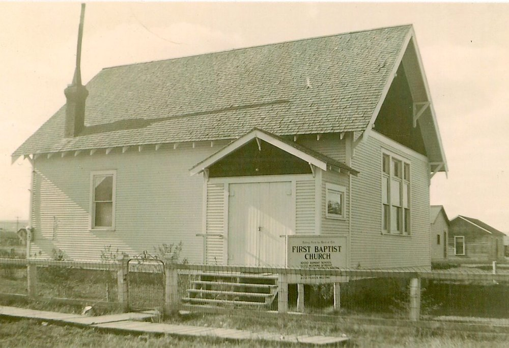First Baptist Church, Polson, MT