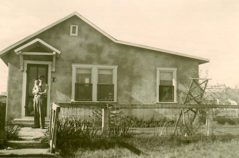Parsonage in Polson, MT. Harry and Peggy