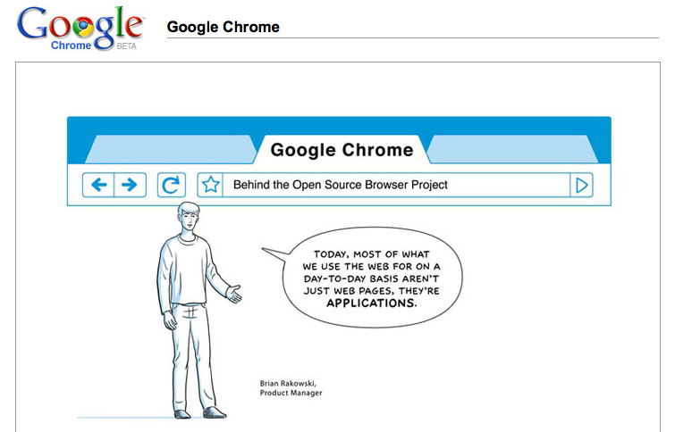 Chrome: Google's New Open-Source Browser