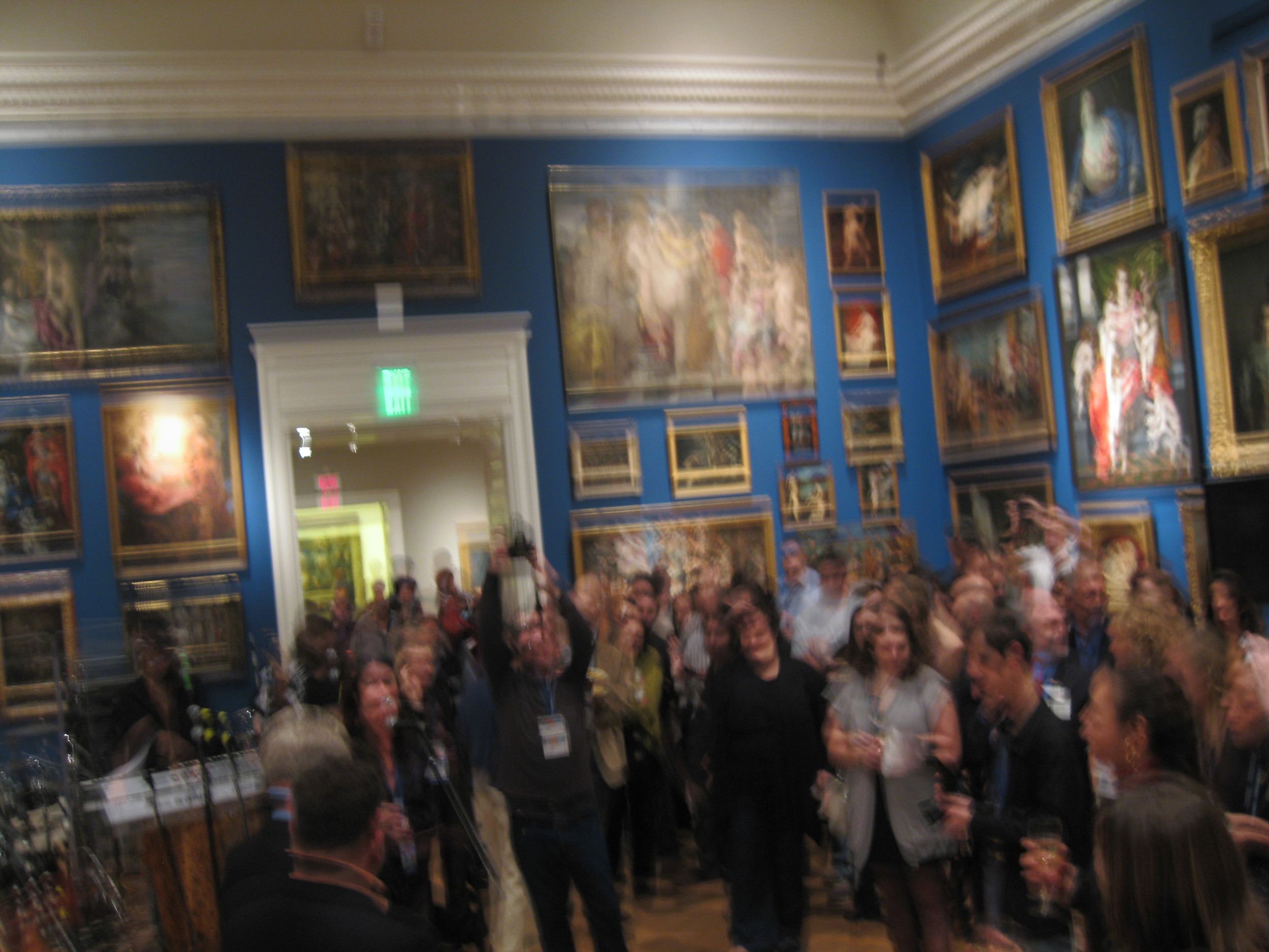 RISD Art Museum - NAMP Opening Reception
