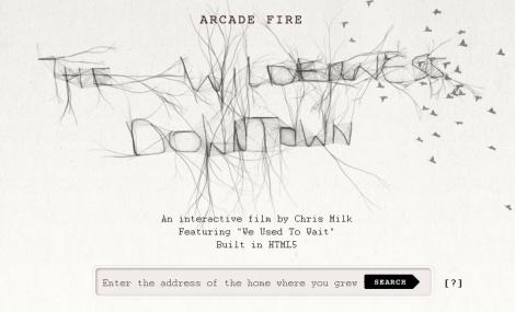 Arcade Fire Screenshot