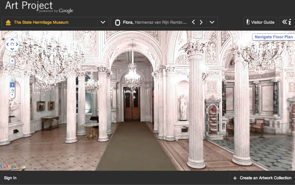 The Hermitage Museum via Google Art Project