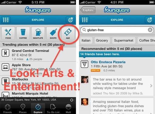 Image via blog.foursquare.com