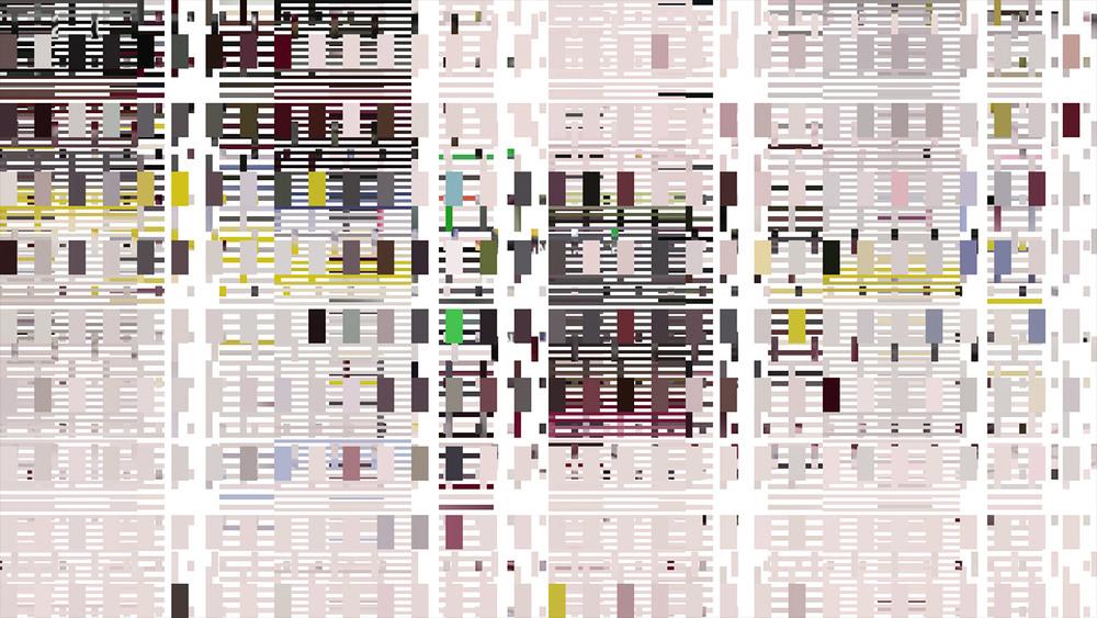 Casey Reas Signal to Noise (5), 2013. http://theartofdata.org
