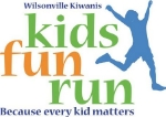 Fun Run Fundraiser Logo