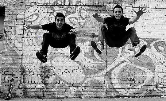 Hammerstep Co-Founders Jason Oremus and Garrett Coleman