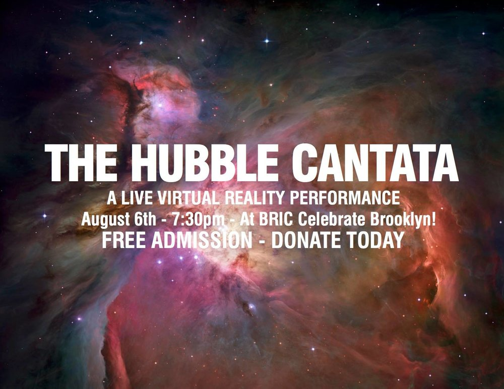 Source: https://www.kickstarter.com/projects/1076661284/the-hubble-cantata-a-live-virtual-reality-performa