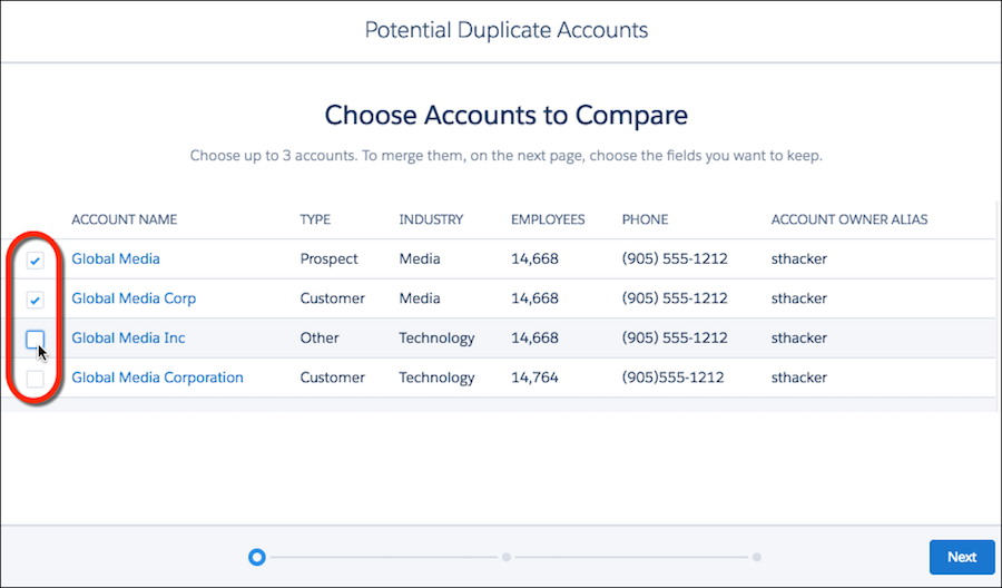 Source: Screenshot from    Salesforce.com, Inc.