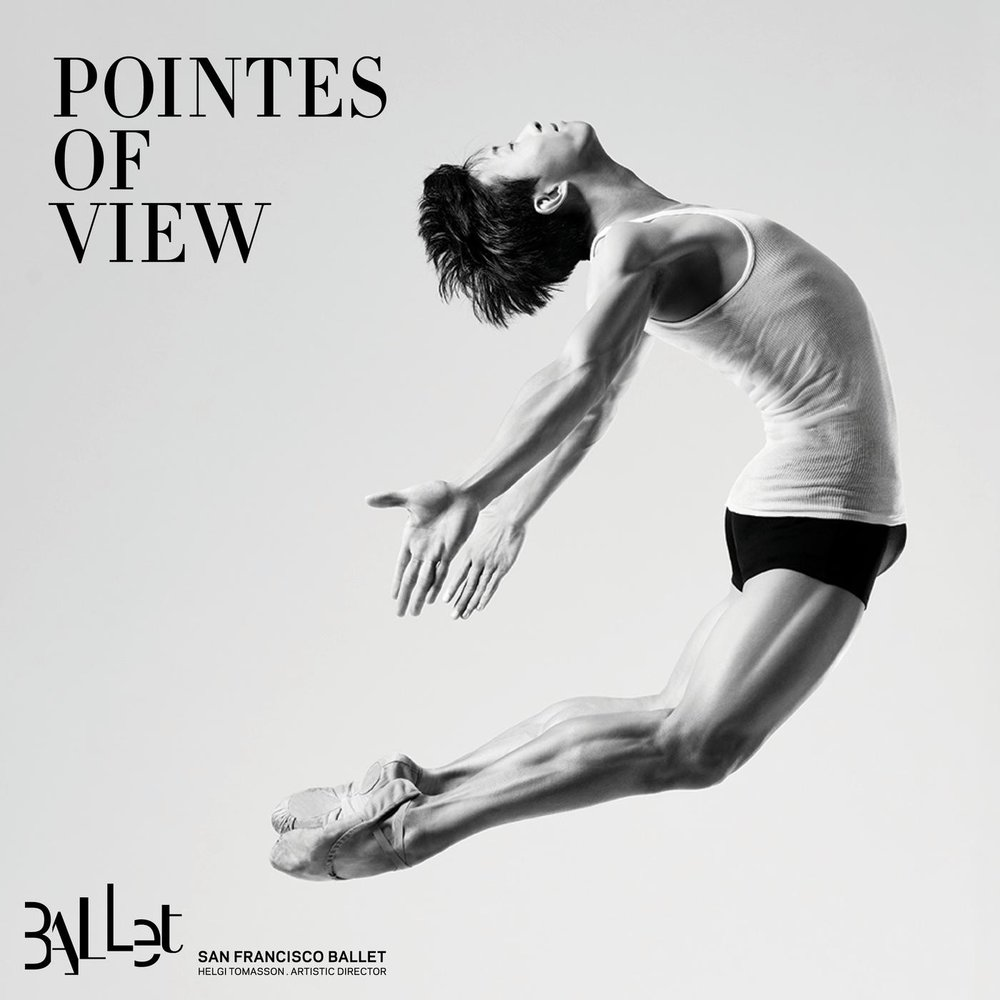 Pointes of View   Best for:  Ballet-goers wanting a behind-the-scenes perspective  What to expect:  A pre-show lecture series from the San Francisco Ballet featuring dancers from the company, guest artists, choreographers, and scholars who discuss and share key insights about the creative processes and historical context behind the season's performances.  Find it on:   iTunes ,  Stitcher    More like this:   Balancing Pointe