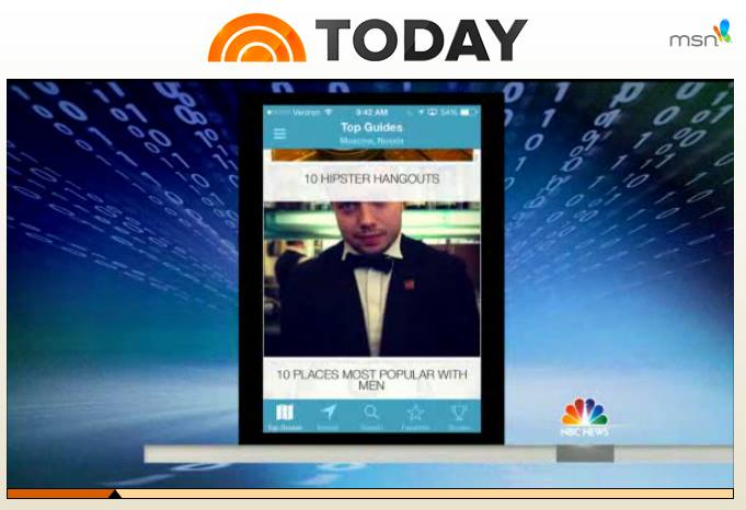Jetpac on TODAY show 2
