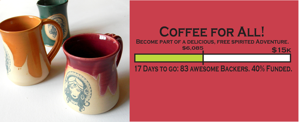 Build Maeva's Coffee! Buy Coffee Cards and other Awesome Stuff Here!