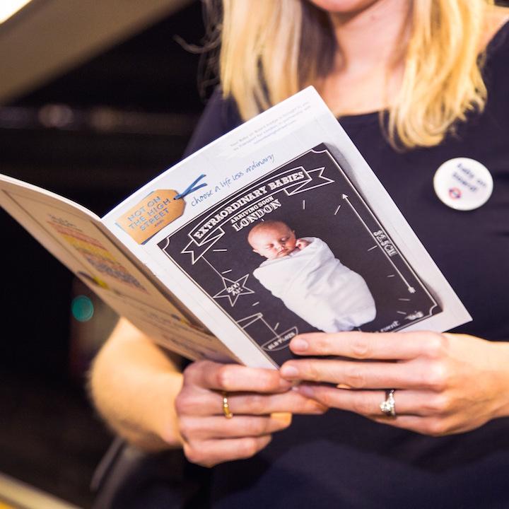 TFL Partnership Campaign - notonthehighstreet.com
