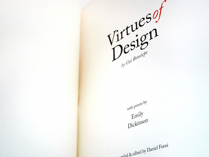 Virtues of Design