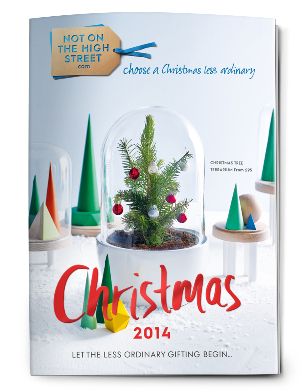 Christmas Look Book 2014 - notonthehighstreet.com