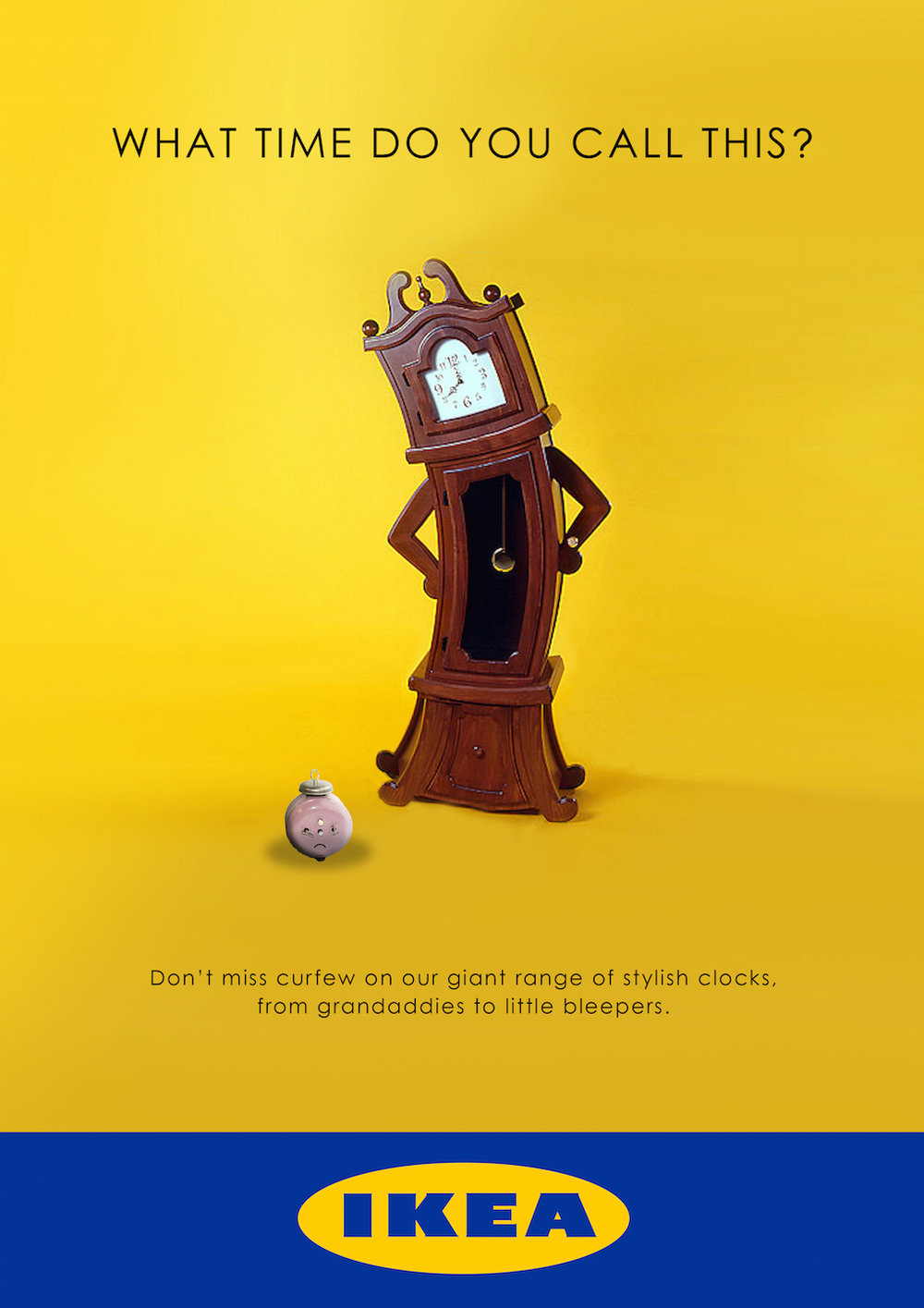 BRIEF:    GRANDFATHERCLOCKS