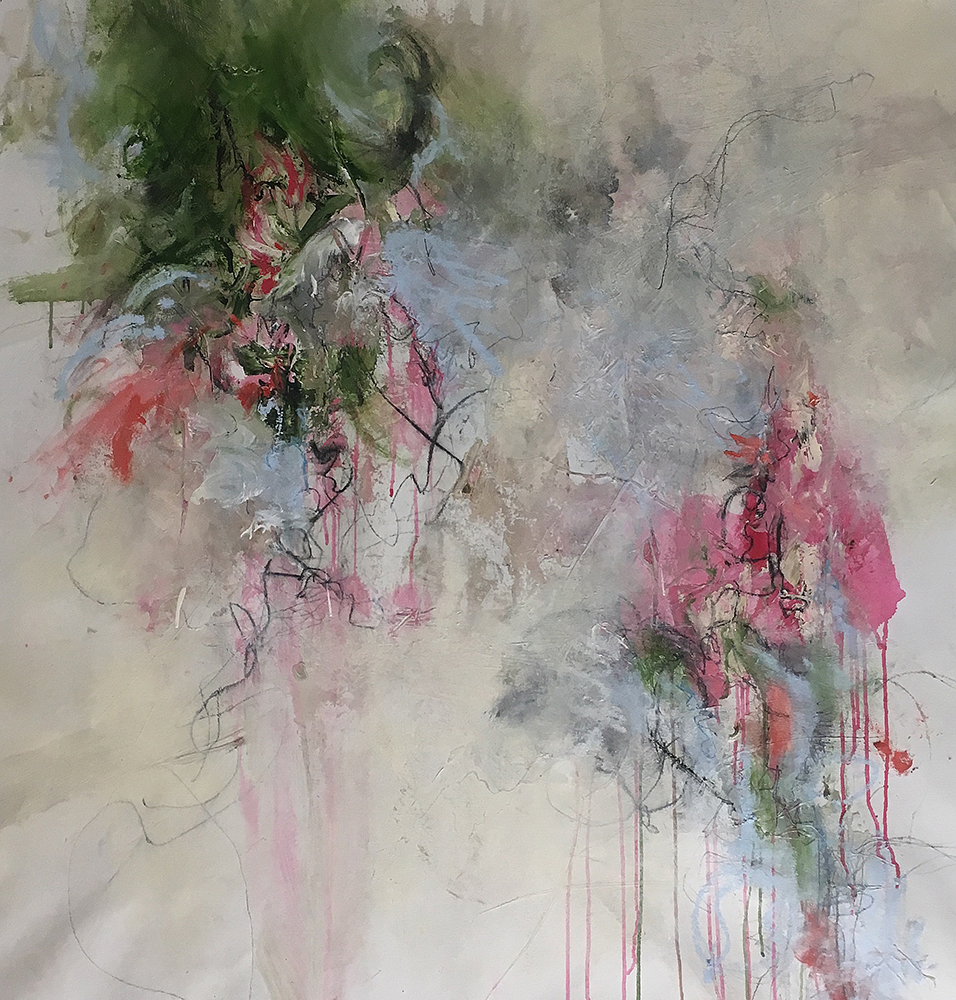 New works featured from my studio