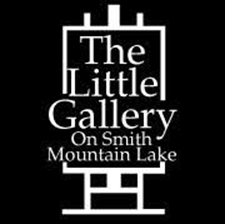 The Little Gallery on Smith Mountain Lake     16430 Booker T. Washington Hwy, Moneta, VA     Contemporary & Vibrant Colors     July 2018    Art Opening / July 7 / 1 -3pm