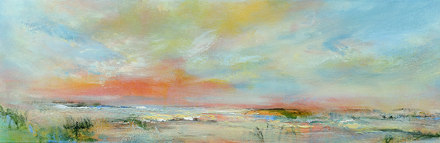 Take Me There, 12 x 36 inches