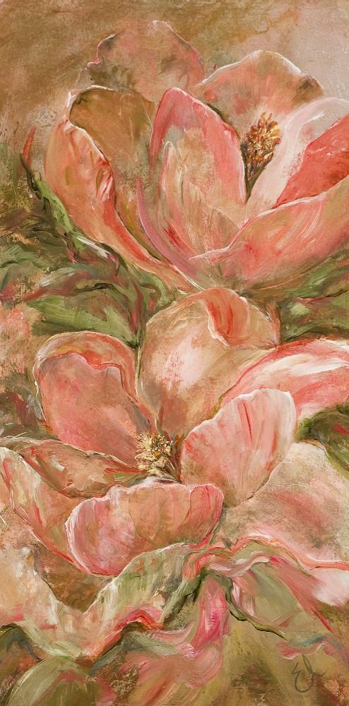 Steel Magnolias, 36 x 18 inches