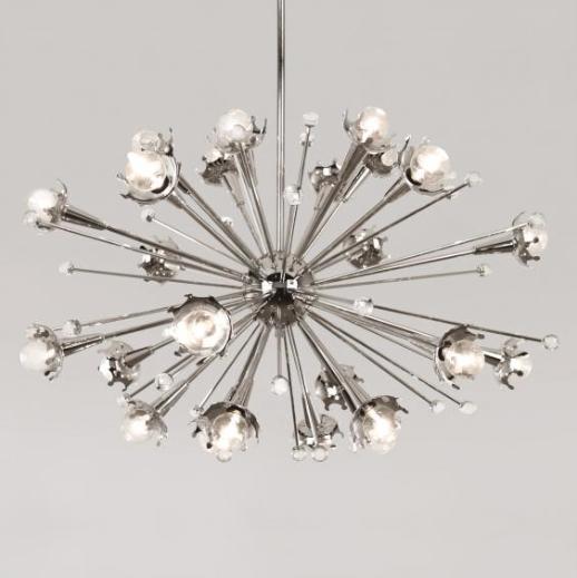 Jonathan Handler Sputnik Light Fixture