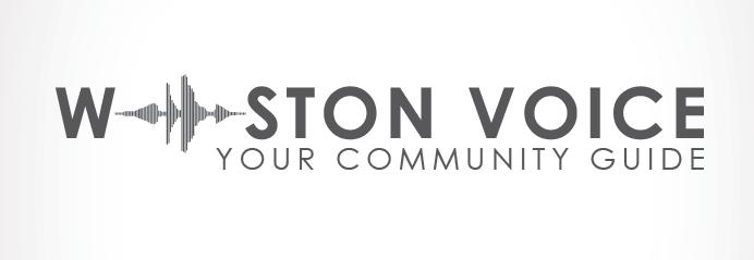 Round 1 - logo designconcept for Williston Voice