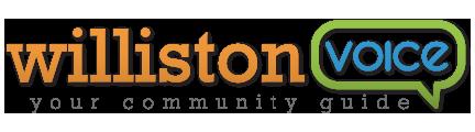 Final logo design for Williston Voice