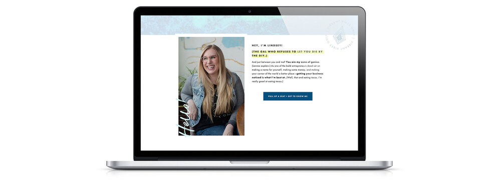 How to Establish Trust On Your Website | Put a Face To Your Business with a Picture of Yourself