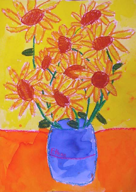 ethan sunflowers.jpg