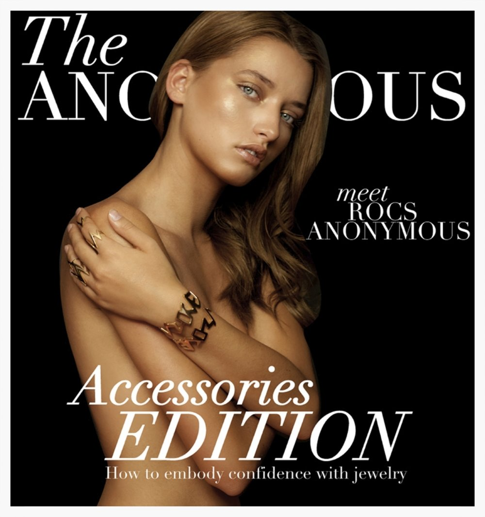 Rocs Anonymous Jewelry (B2C) - How do you create a narrative for a luxury accessories brand?
