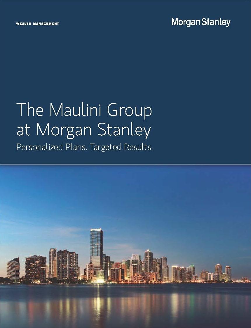 Morgan Stanley Wealth Management -