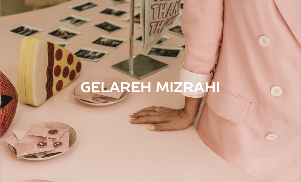Gelareh Mizrahi Interview (B2C) - How can a visual narrative preserve a brands street style grit in a luxury retail setting?