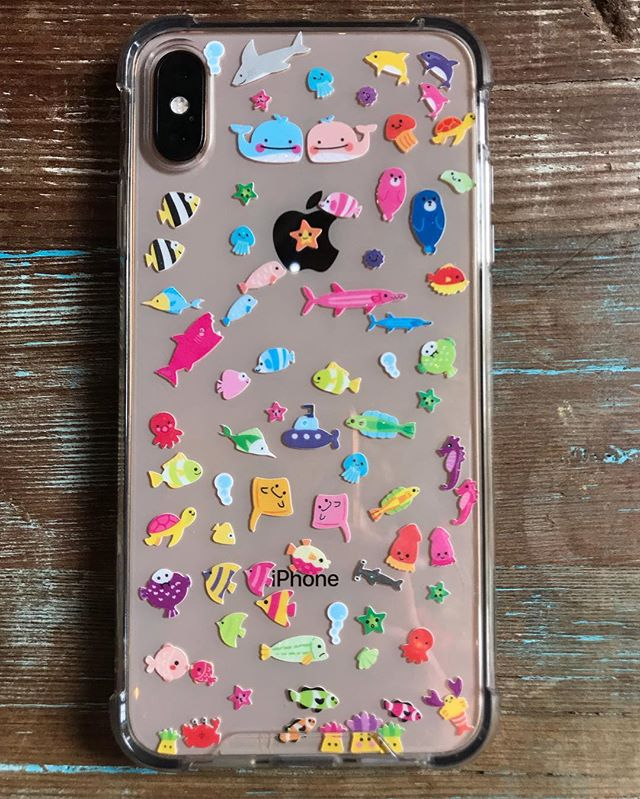"""""""I always wanted a fish tank. Now I have one on the back of my phone! """" -@alyssaalvarez_ • We love seeing how our stickers bring your iBricks to life! • #miami #artisan #discoball #travel #wellness #miamiarts #local #supportlocal #instagood #disco #beautiful #artisanal #wynwood #supportlocalfl #florida #tropical #livemusic #instadaily #stickers #tourism #aroundtheworld #miamievents #nature #sticker #destination #wanderlust #lifestyle #miamibeach"""