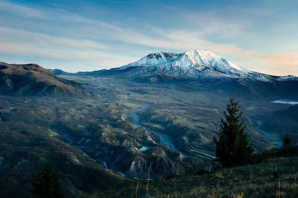 Mt St Helens, Washington