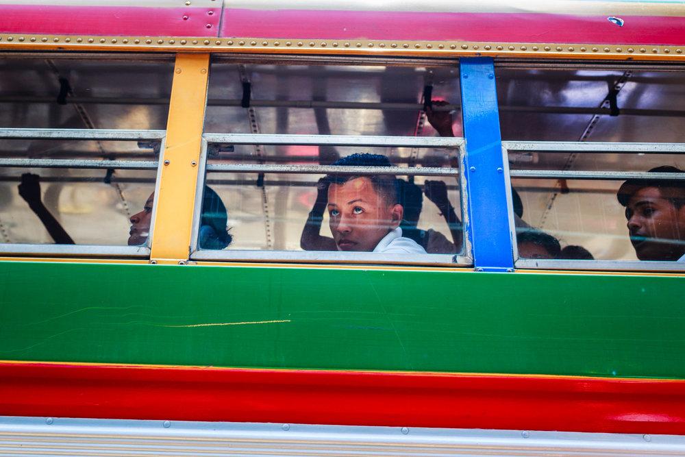 Granada, Nicaragua School Bus