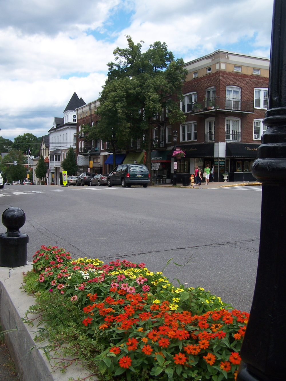 Downtown Bellefonte