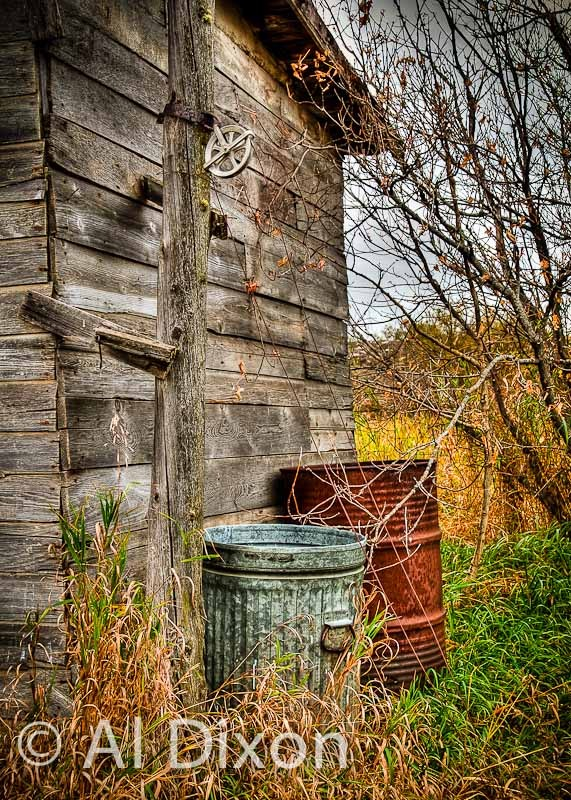 Wostok Barrels