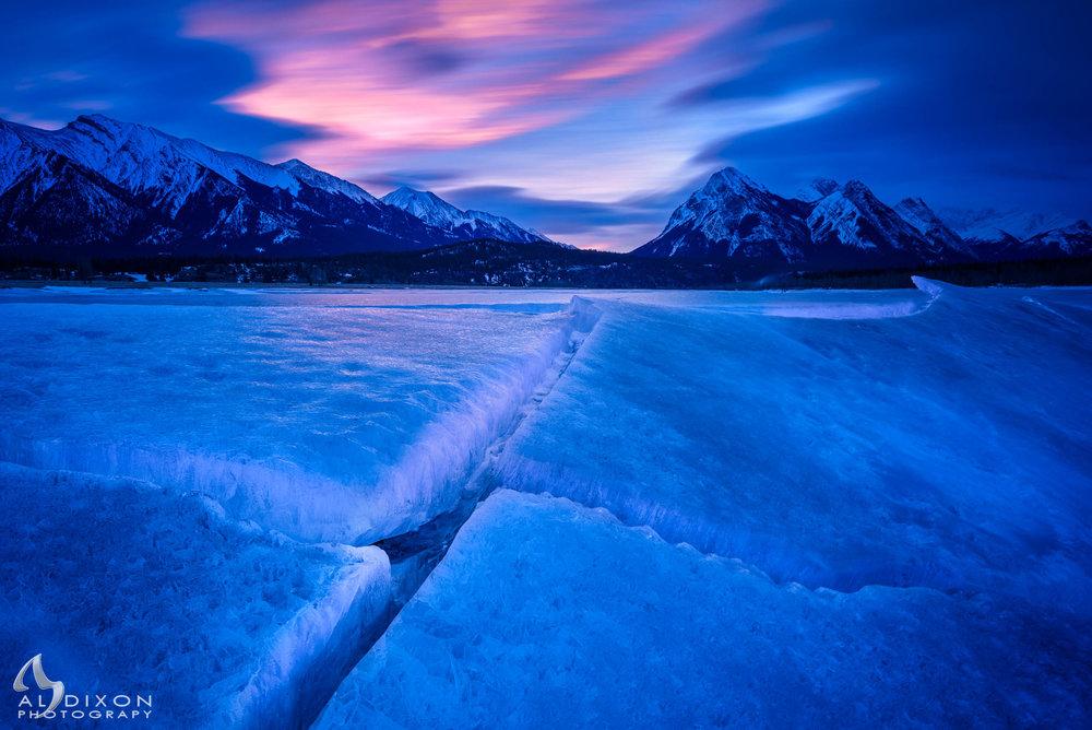 Frozen Glow