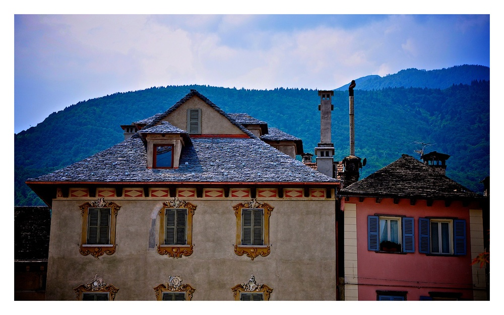 Domodossola Rooftops