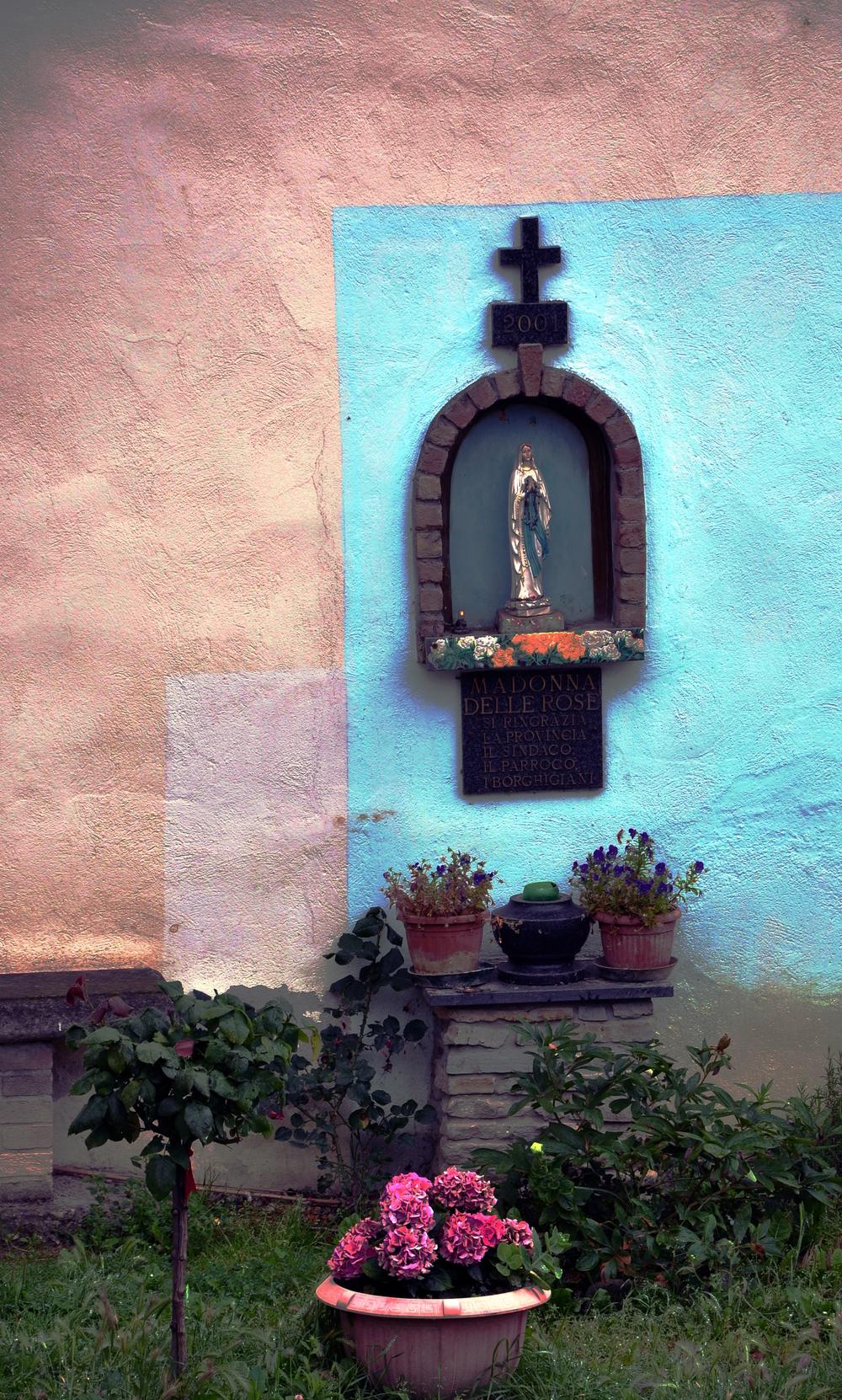 Madonna Delle Rose, Castiglione Tinella
